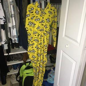 Other - Minion pajamas onesie